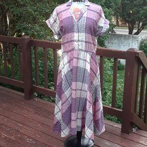 Vintage Jonathan Martin midi dress